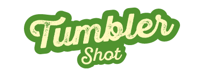 Shot Tumbler Label